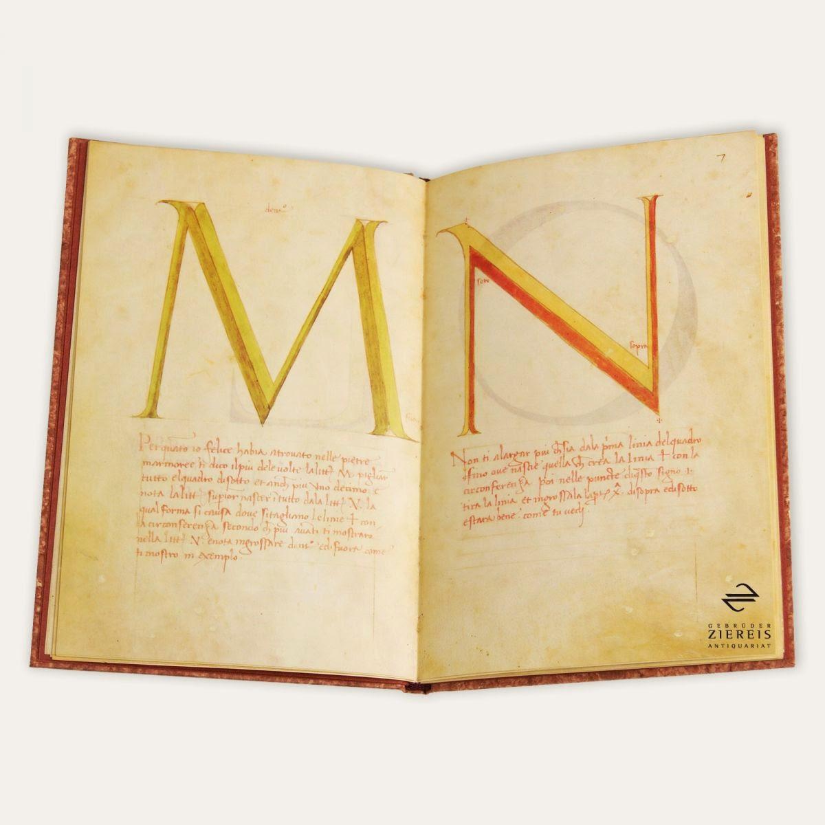 2 - Alphabetum Romanum