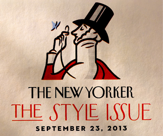 The New Yorker redesigned