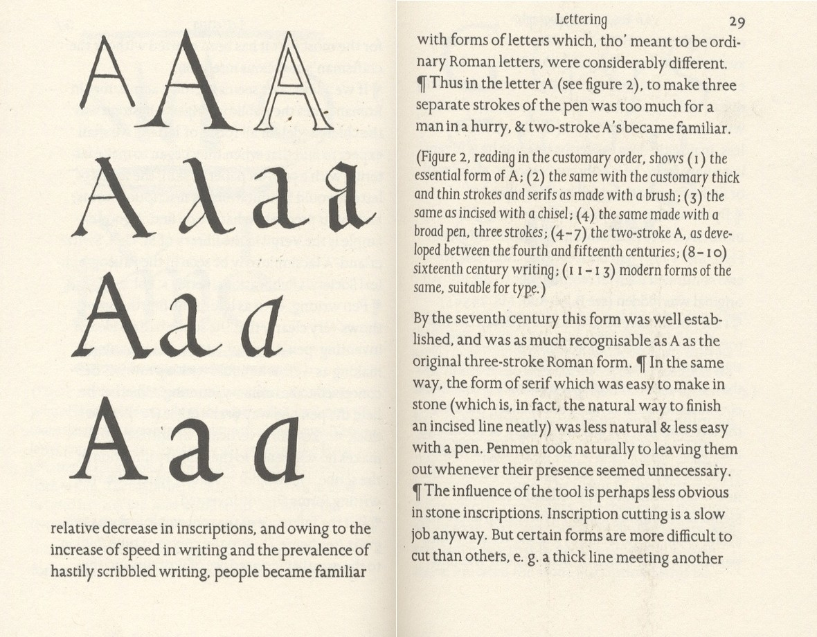 eric gill essay on typography Related post of essay on typography eric gill pdf writer essay on importance of games in marathi serre moi jennifer explication essay australian essay writing service.