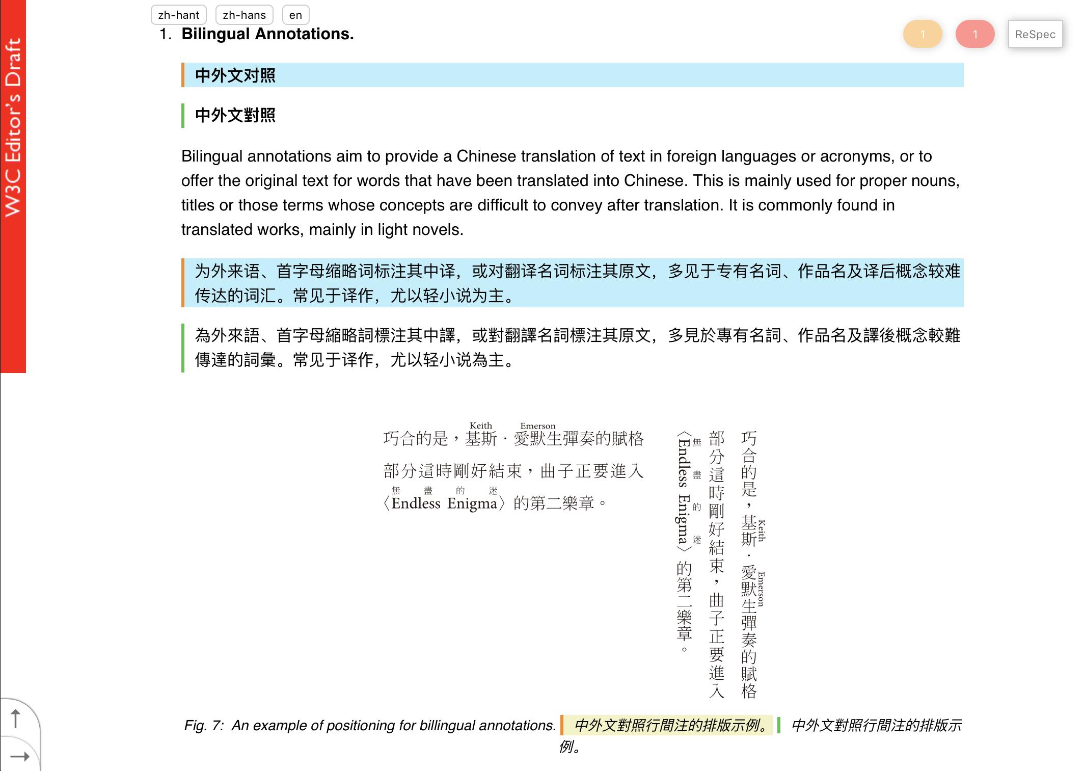 《中文排版需求》