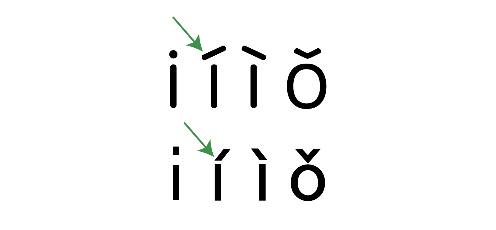 metaltype-pinyin