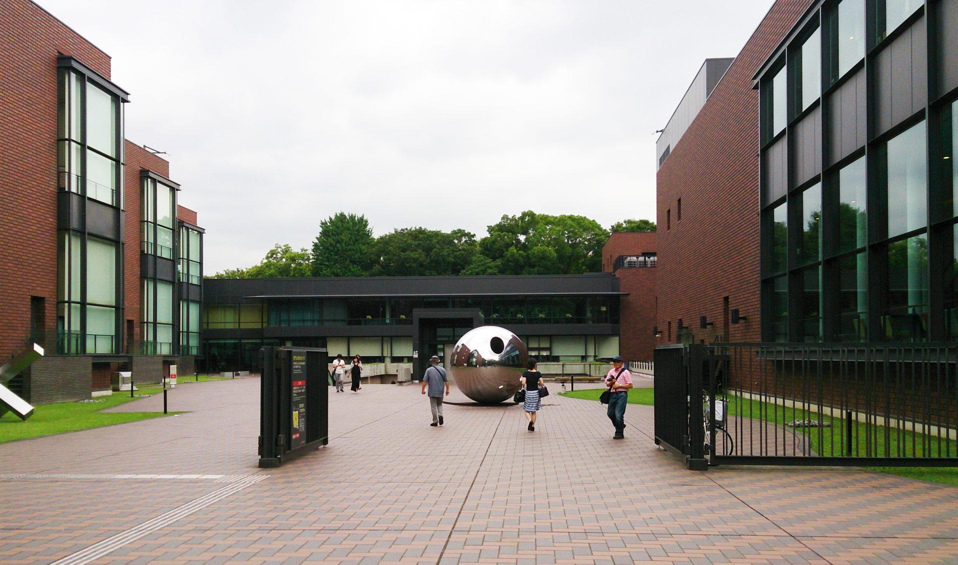 tokyo art museum 1